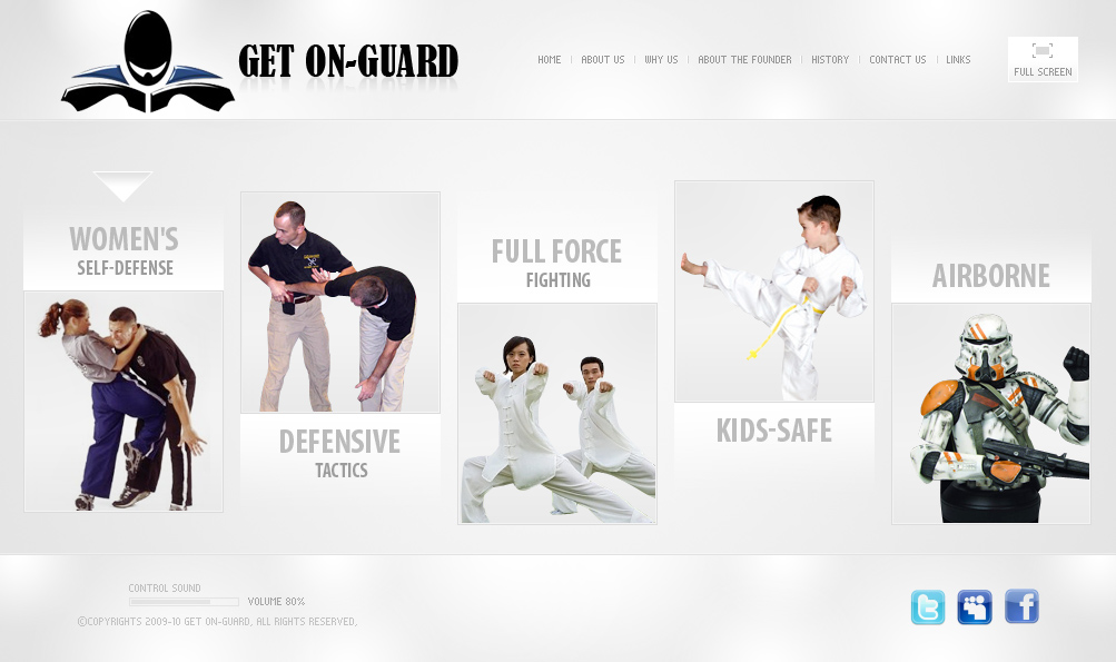 Get on-Guard