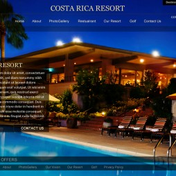 Costa Rica Resort