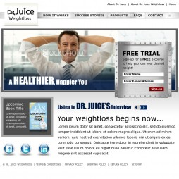 Dr. Juice Weightloss